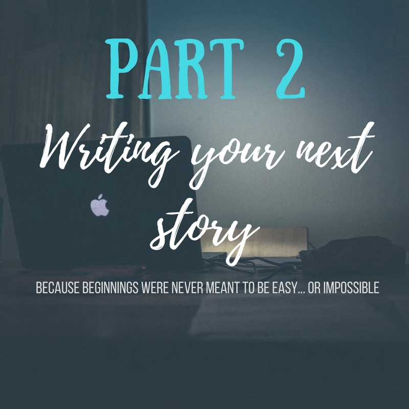 Copy of writing next story