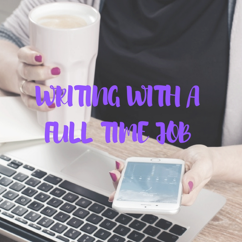 writing-with-a-full-time-job